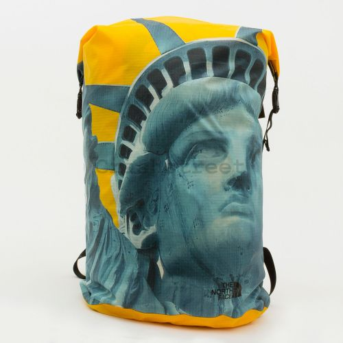 The North Face Statue Of Liberty Waterproof Backpack - Gold