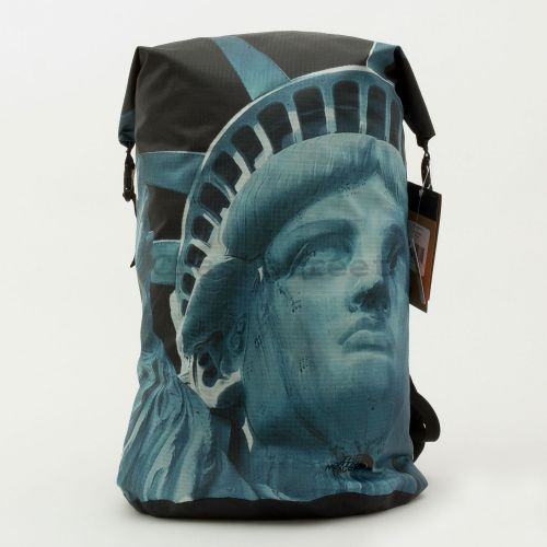 The North Face Statue Of Liberty Waterproof Backpack - Black