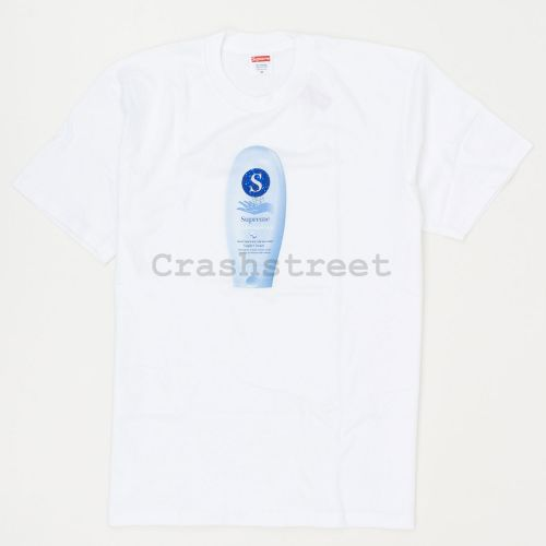 Super Cream Tee - White