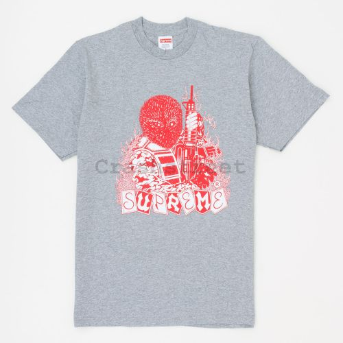 Mercenary Tee - Grey