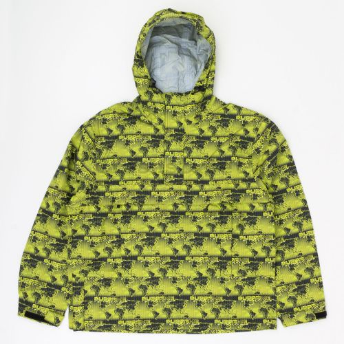 World Famous Taped Seam Hooded Pullover - Green