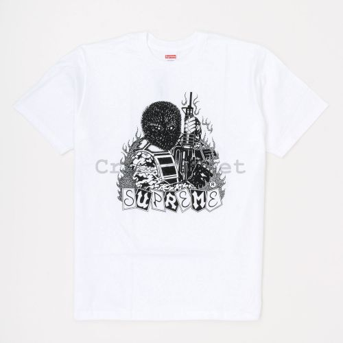 Mercenary Tee - White