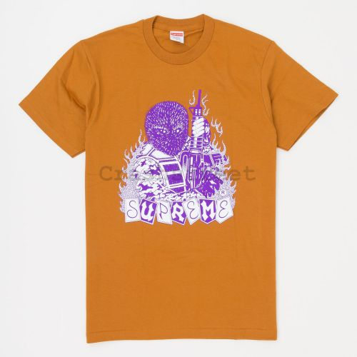 Mercenary Tee - Orange
