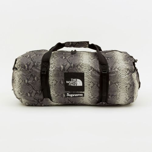 The North Face Snakeskin Flyweight Duffle Bag - Black