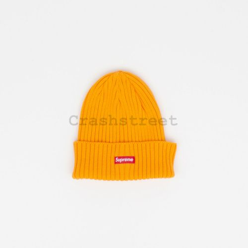 Overdyed Beanie - Orange