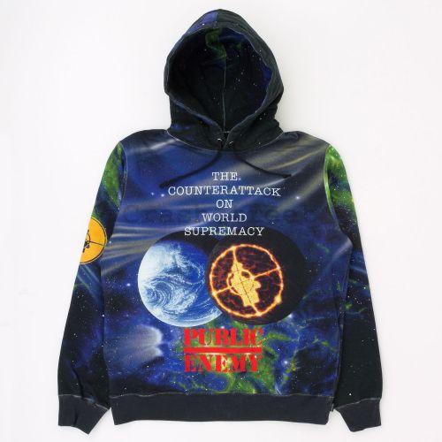 Undercover/Public Enemy Hooded Sweatshirt