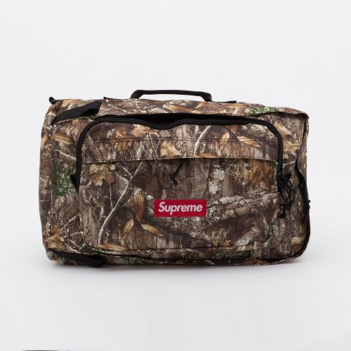 Duffle Bag - Camo