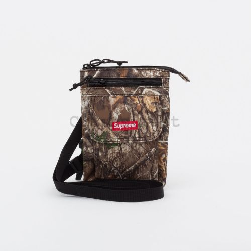 Shoulder Bag - Camo