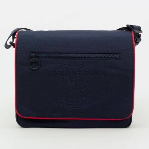 Lacoste Small Messenger Bag - Navy