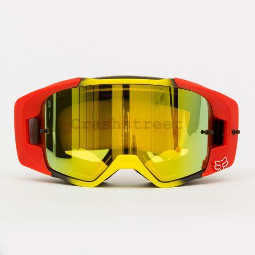 Honda Fox Racing Vue Goggles - Red