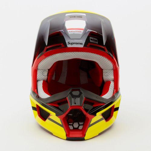 Honda Fox Racing V1 Helmet - Red