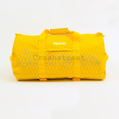 Duffle Bag - Yellow